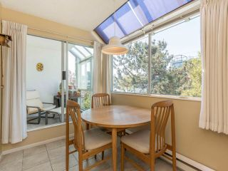 "Photo 11: 408 1550 MARINER Walk in Vancouver: False Creek Condo for sale in ""MARINER POINT"" (Vancouver West)  : MLS®# R2570368"