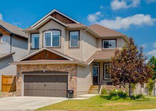 Photo 1: 69 Silverado Skies Crescent SW in Calgary: Silverado Detached for sale : MLS®# A1127831