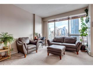 Photo 12: 1406 1053 10 Street SW in Calgary: Beltline Condo for sale : MLS®# C4110004