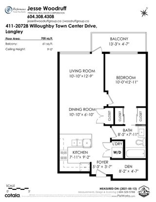 """Photo 24: 411 20728 WILLOUGHBY TOWN CENTER Drive in Langley: Willoughby Heights Condo for sale in """"Kensington"""" : MLS®# R2582359"""