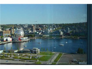 """Photo 1: 2609 688 ABBOTT Street in Vancouver: Downtown VW Condo for sale in """"FIRENZE"""" (Vancouver West)  : MLS®# V1005911"""