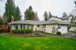 """Photo 1: 20807 93 Avenue in Langley: Walnut Grove House for sale in """"Central Walnut Grove"""" : MLS®# R2565834"""
