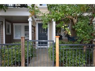 Photo 1: 110 842 Brock Ave in VICTORIA: La Langford Proper Row/Townhouse for sale (Langford)  : MLS®# 739527