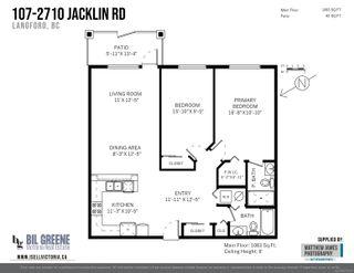 Photo 17: 107 2710 Jacklin Rd in Langford: La Langford Proper Condo for sale : MLS®# 879330