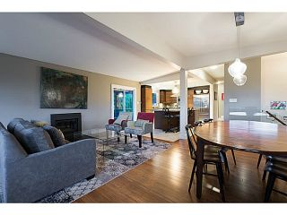 Photo 6: 3570 CALDER AVENUE in North Vancouver: Upper Lonsdale House for sale : MLS®# R2115870