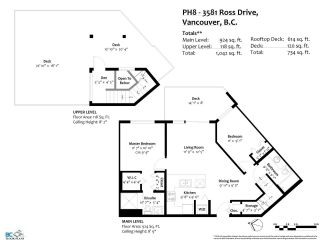 """Photo 31: PH8 3581 ROSS Drive in Vancouver: University VW Condo for sale in """"VIRTUOSO"""" (Vancouver West)  : MLS®# R2556859"""