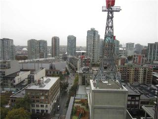 Photo 4: 1704 108 W CORDOVA Street in Vancouver: Downtown VW Condo for sale (Vancouver West)  : MLS®# V978119