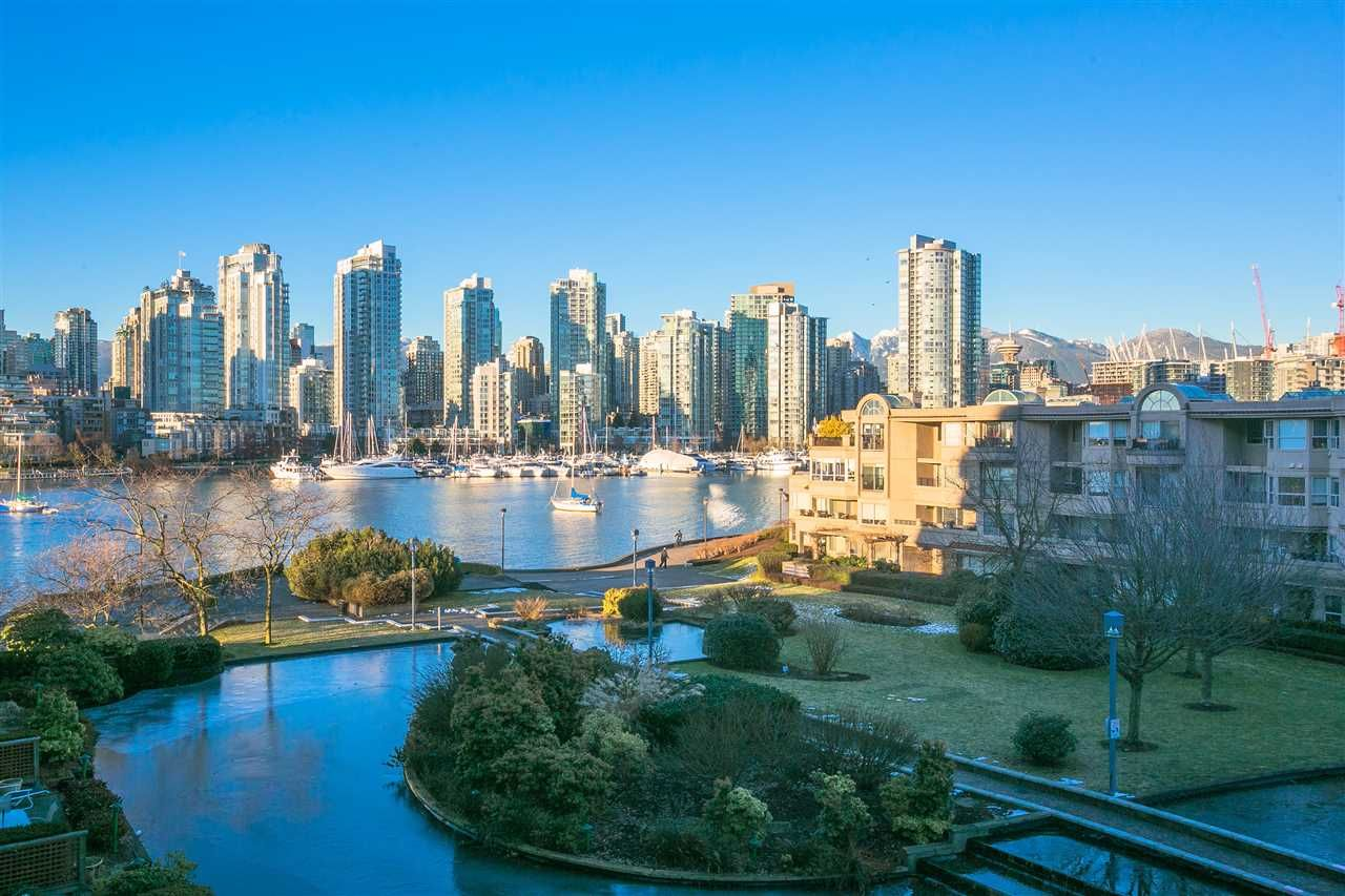 Main Photo: 410 456 MOBERLY Road in Vancouver: False Creek Condo for sale (Vancouver West)  : MLS®# R2131582
