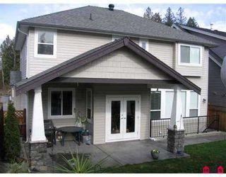 """Photo 10: 21620 93RD Avenue in Langley: Walnut Grove House for sale in """"Redwoods Estates"""" : MLS®# F2707802"""