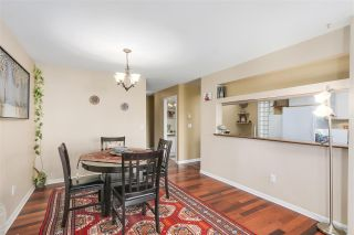 """Photo 7: 102 219 BEGIN Street in Coquitlam: Maillardville Townhouse for sale in """"PLACE FOUNTAINE BLEU"""" : MLS®# R2206798"""