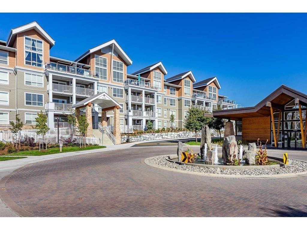 """Main Photo: 210 6490 194 Street in Surrey: Clayton Condo for sale in """"WATERSTONE ESPLANADE GRANDE"""" (Cloverdale)  : MLS®# R2603405"""
