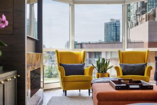 "Photo 6: 1005 212 DAVIE Street in Vancouver: Yaletown Condo for sale in ""Parkview Gardens"" (Vancouver West)  : MLS®# R2527246"