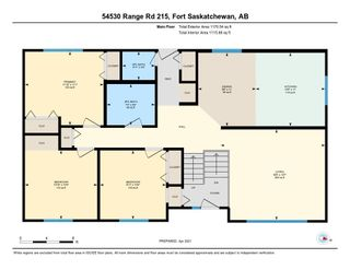 Photo 11: 54530 RGE RD 215: Rural Strathcona County House for sale : MLS®# E4240974