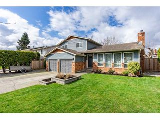 Photo 1: 3705 NANAIMO Crescent in Abbotsford: Central Abbotsford House for sale : MLS®# R2579764