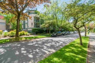"""Photo 1: 408 1928 NELSON Street in Vancouver: West End VW Condo for sale in """"WESTPARK HOUSE"""" (Vancouver West)  : MLS®# R2592664"""
