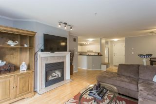 "Photo 2: 408 33708 KING Road in Abbotsford: Poplar Condo for sale in ""College Park Place"" : MLS®# R2195057"
