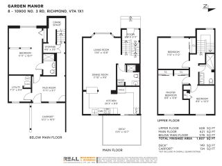 """Photo 33: 8 10900 NO. 3 Road in Richmond: South Arm Townhouse for sale in """"GARDEN MANOR"""" : MLS®# R2551668"""