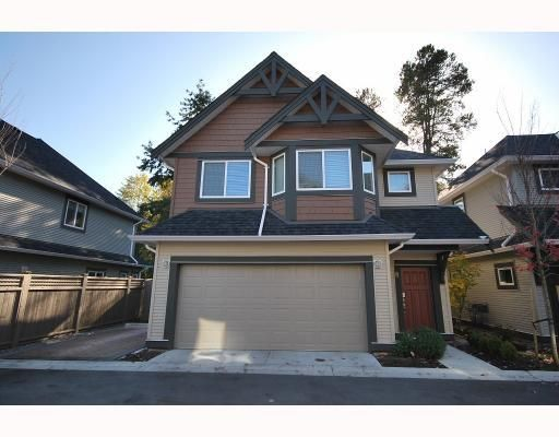 Main Photo: 8 7060 ASH Street in Richmond: McLennan North Townhouse for sale : MLS®# V754658