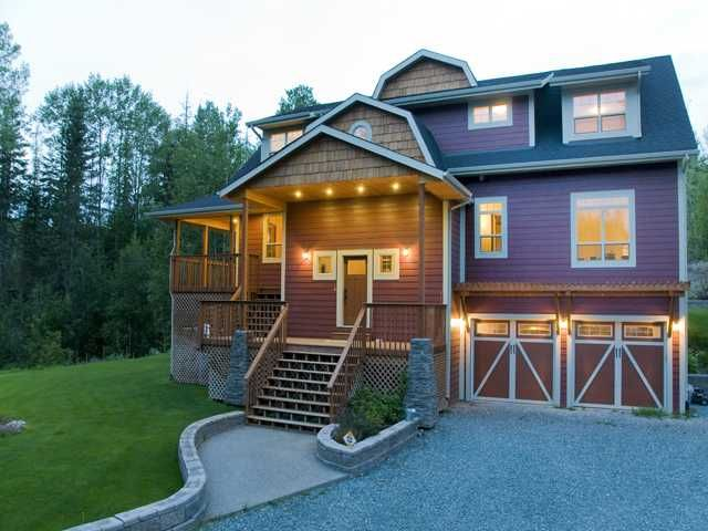 """Main Photo: 1805 SHARELENE Drive in Prince George: Miworth House for sale in """"MIWORTH"""" (PG Rural West (Zone 77))  : MLS®# N203818"""