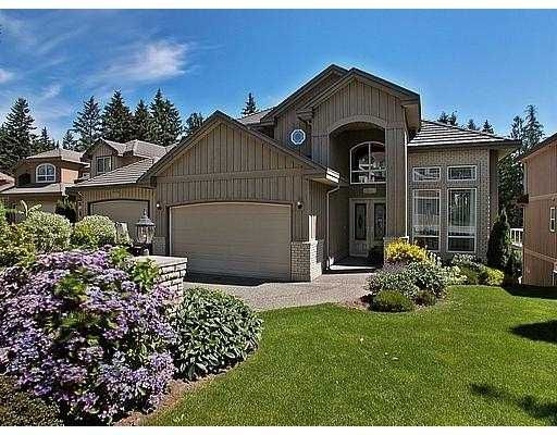 """Main Photo: 2155 BRAESIDE PL in Coquitlam: Westwood Plateau House for sale in """"WESTWOOD PLATEAU"""" : MLS®# V549791"""