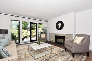 "Photo 3: 4041 VINE Street in Vancouver: Quilchena Townhouse for sale in ""ARBUTUS VILLAGE"" (Vancouver West)  : MLS®# R2183985"