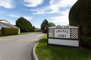 """Photo 1: 150 2844 273 Street in Langley: Aldergrove Langley Townhouse for sale in """"Chelsea Court"""" : MLS®# R2264993"""