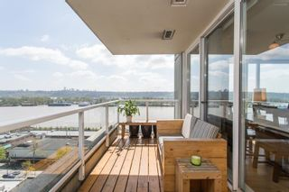 """Photo 1: 1503 39 SIXTH Street in New Westminster: Downtown NW Condo for sale in """"Quantum"""" : MLS®# R2579067"""