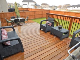 Photo 22: 27 Dragonfly Court in Winnipeg: Sage Creek House for sale ()  : MLS®# 1510273