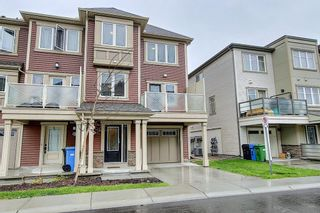 Main Photo: 171 Cityscape Court in Calgary: Cityscape Row/Townhouse for sale : MLS®# A1122137