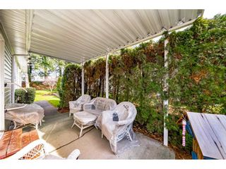 """Photo 36: 144 9080 198 Street in Langley: Walnut Grove Manufactured Home for sale in """"Forest Green Estates"""" : MLS®# R2547328"""