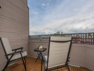 """Photo 17: 108 995 W 7TH Avenue in Vancouver: Fairview VW Townhouse for sale in """"OAKVIEW TOWNHOMES"""" (Vancouver West)  : MLS®# R2168359"""