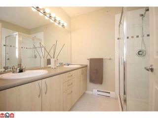 """Photo 8: 122 6747 203RD Street in Langley: Willoughby Heights Townhouse for sale in """"SAGEBROOK"""" : MLS®# F1008296"""