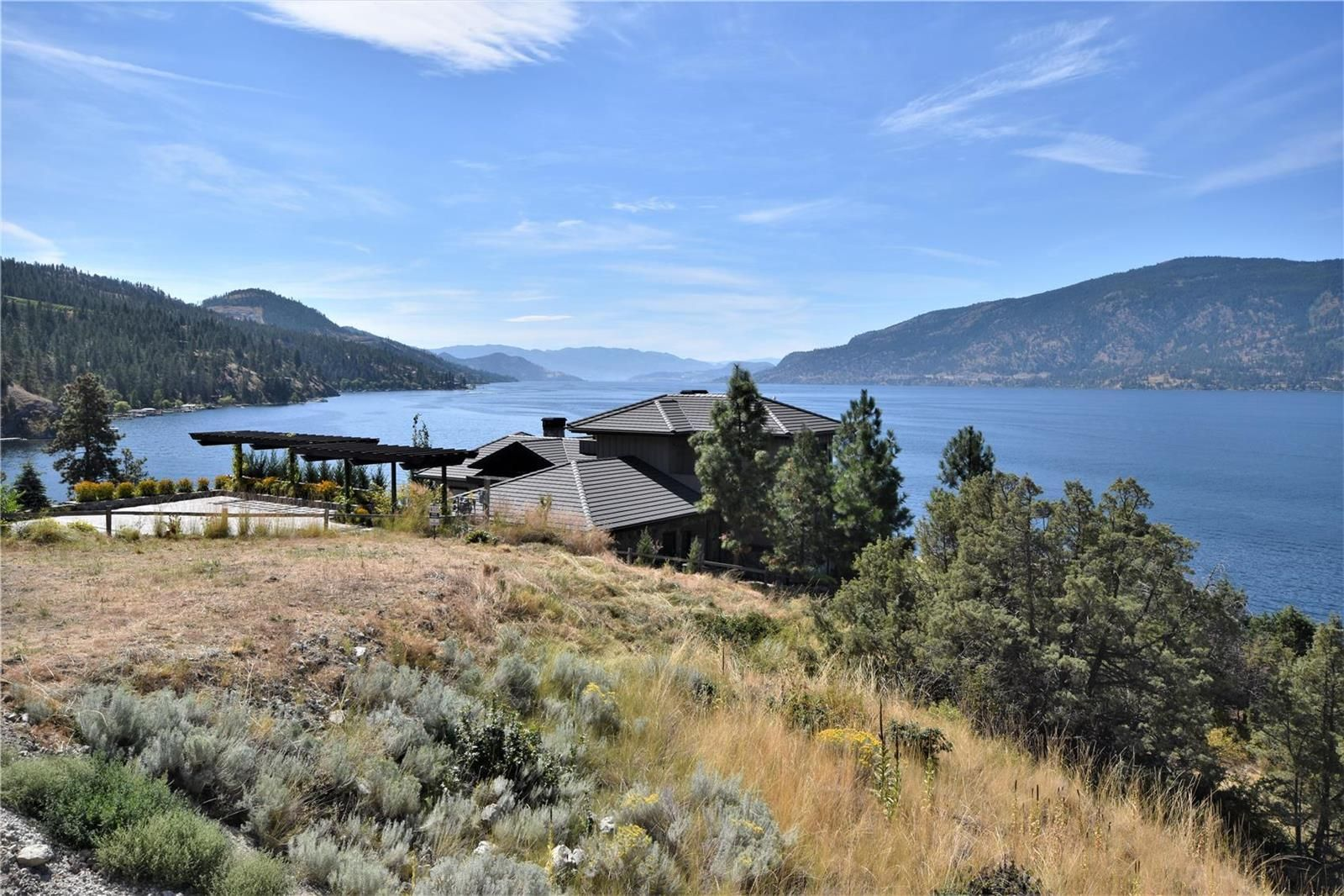 Main Photo: 1542 Granite Road in Lake Country: Land for sale (Out of Town)  : MLS®# 10239856