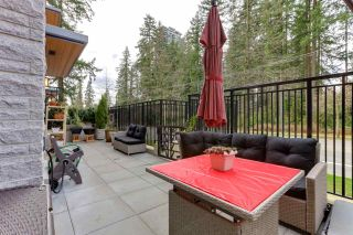 Photo 28: 103 1129 PIPELINE Road in Coquitlam: New Horizons Townhouse for sale : MLS®# R2547180