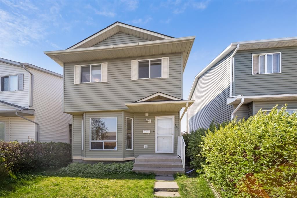 Main Photo: 120 Martinbrook Road NE in Calgary: Martindale Detached for sale : MLS®# A1113163