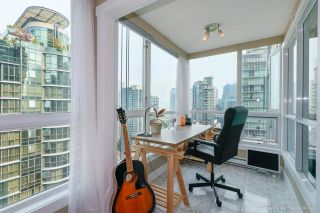 Photo 8: 2506 1328 W PENDER STREET in Vancouver: Coal Harbour Condo for sale (Vancouver West)  : MLS®# R2299079