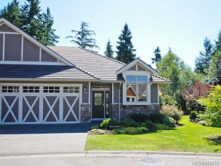 Photo 1: 122 2315 Suffolk Cres in COURTENAY: CV Crown Isle Row/Townhouse for sale (Comox Valley)  : MLS®# 680859
