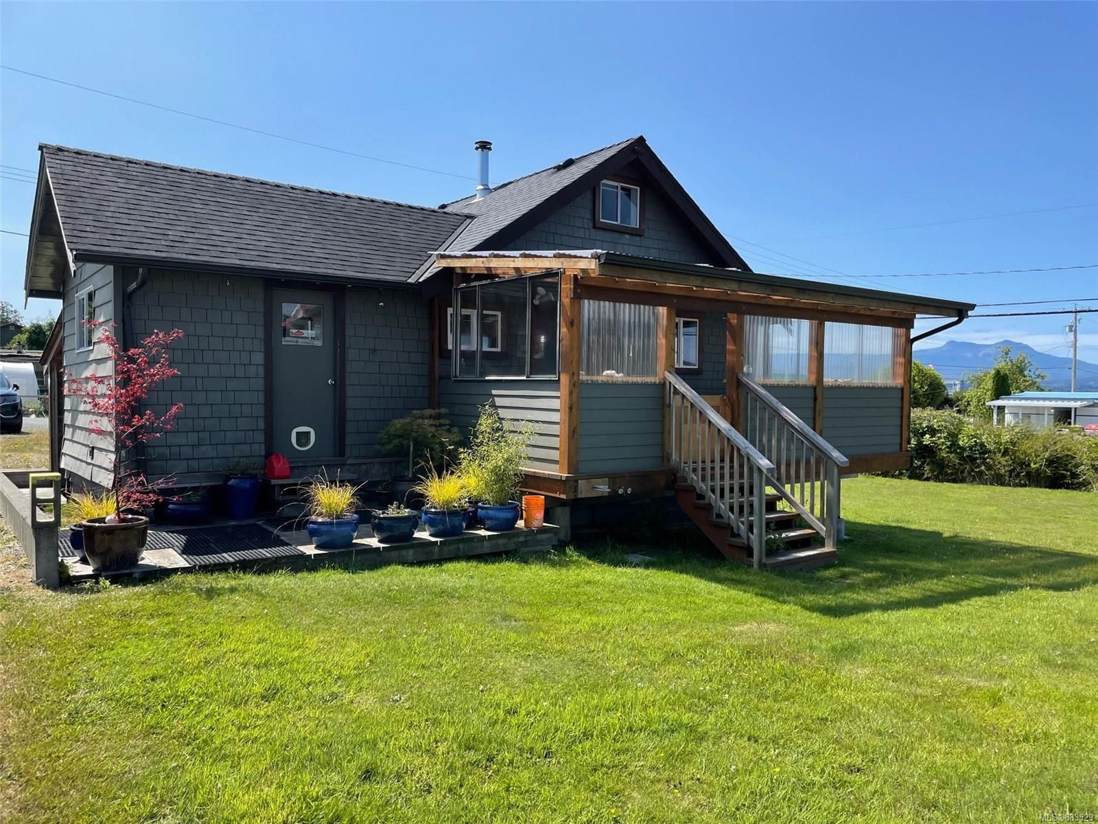 Main Photo: 210 16th Ave in Sointula: Isl Sointula House for sale (Islands)  : MLS®# 883529