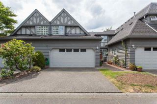 """Photo 1: 10 6100 WOODWARDS Road in Richmond: Woodwards Townhouse for sale in """"STRATFORD GREEN"""" : MLS®# R2532737"""