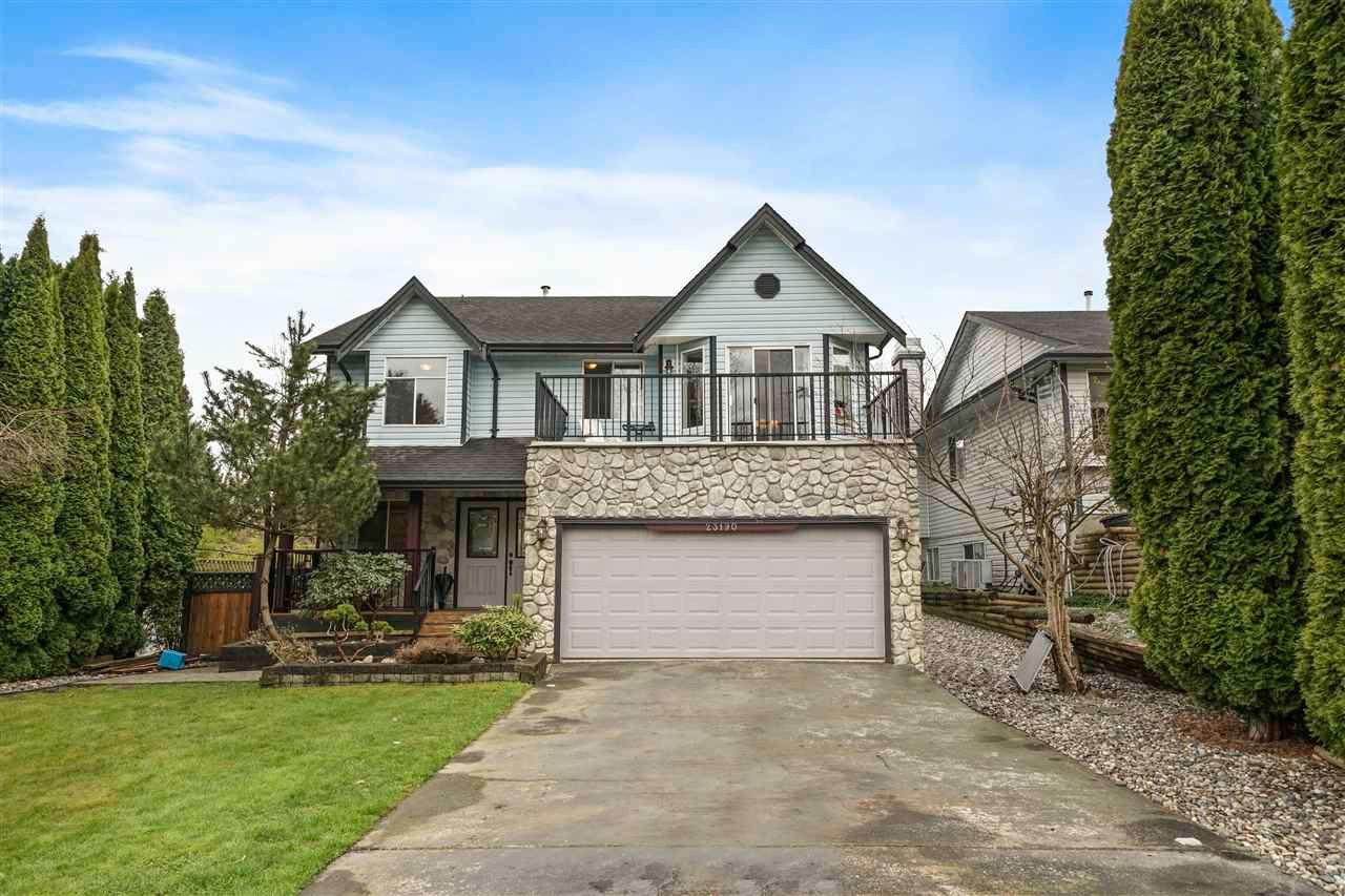 Main Photo: 23190 122 Avenue in Maple Ridge: East Central House for sale : MLS®# R2564453