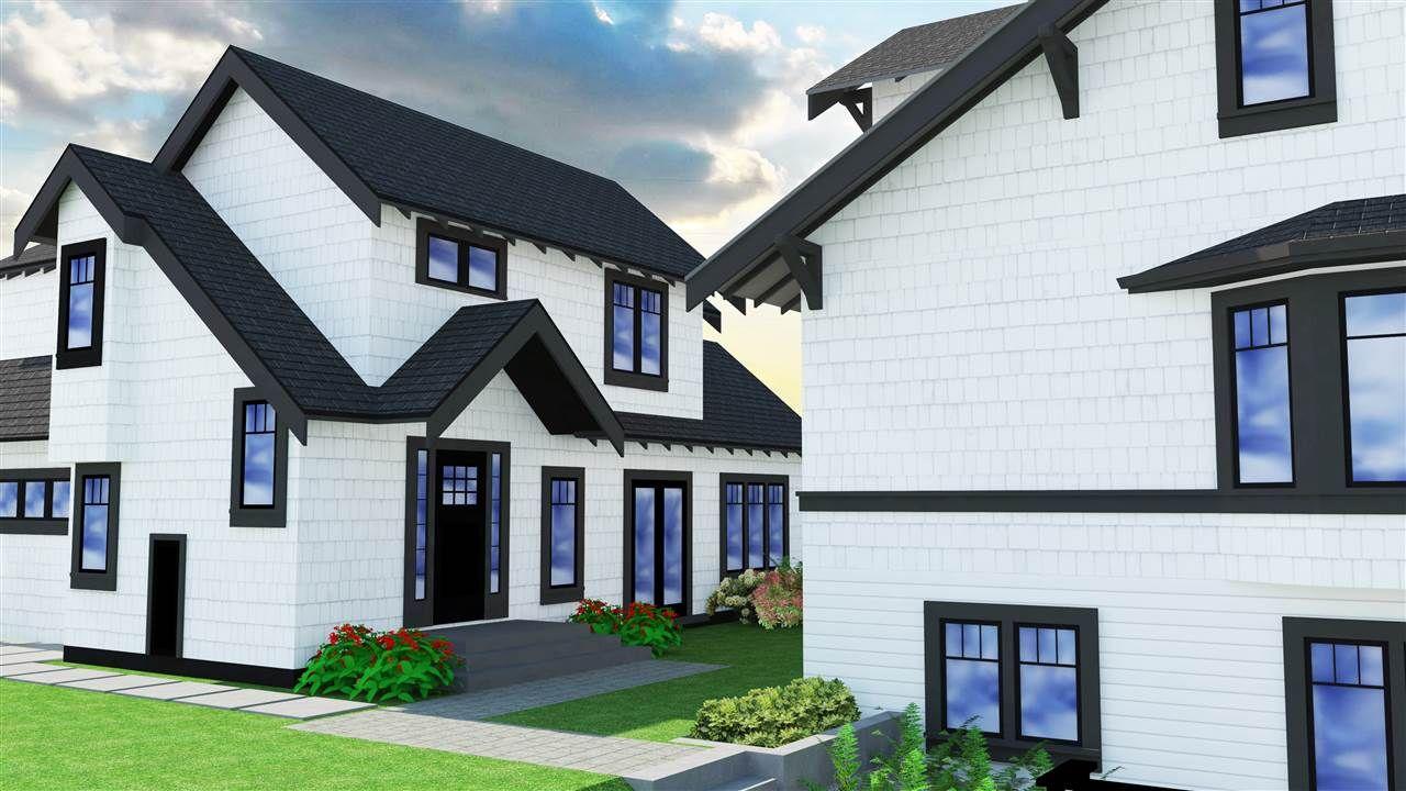 Main Photo: 2049 W 15TH AVENUE in : Kitsilano 1/2 Duplex for sale : MLS®# R2404140
