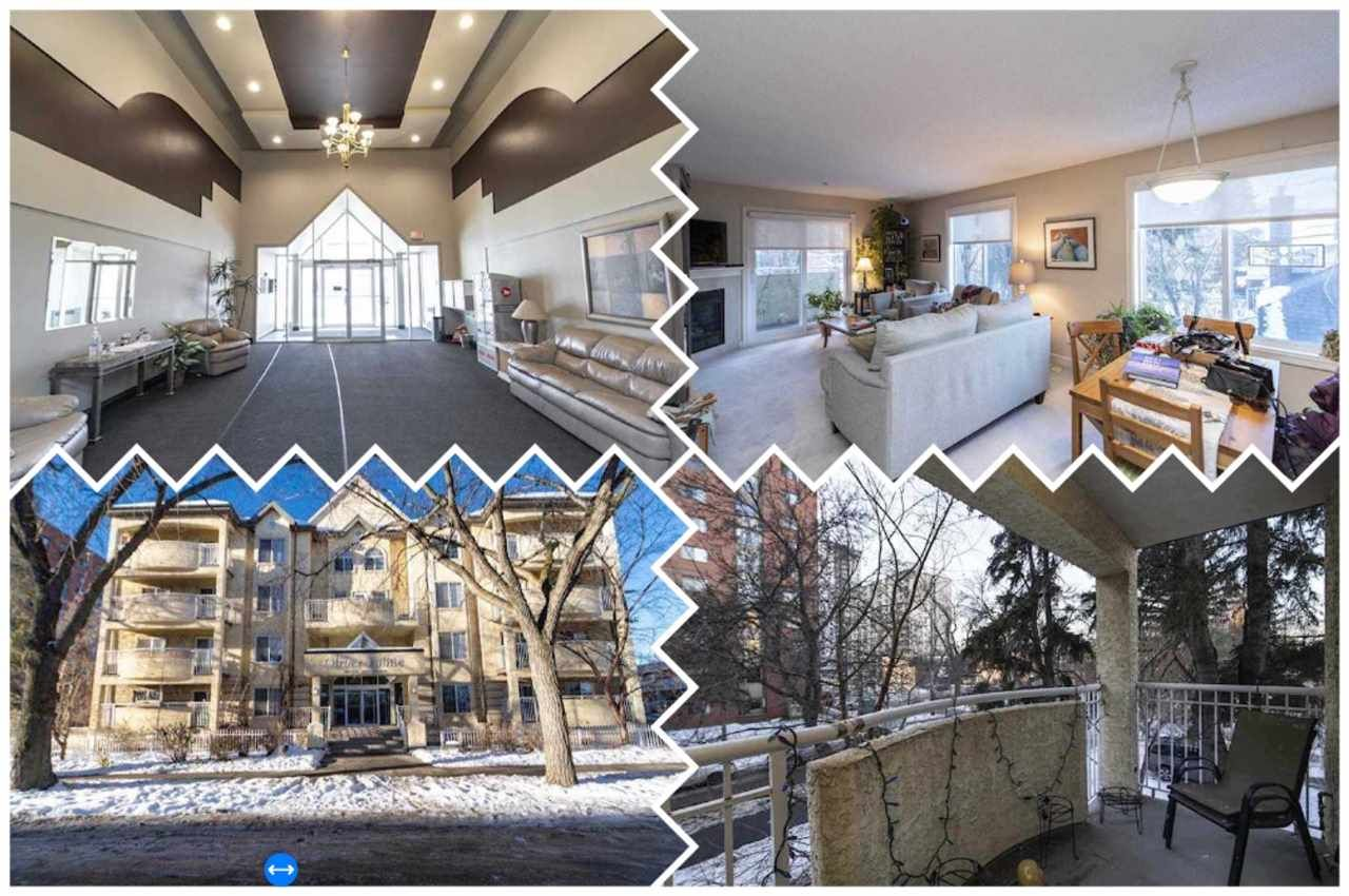 Main Photo: 208 10208 120 Street in Edmonton: Zone 12 Condo for sale : MLS®# E4232510