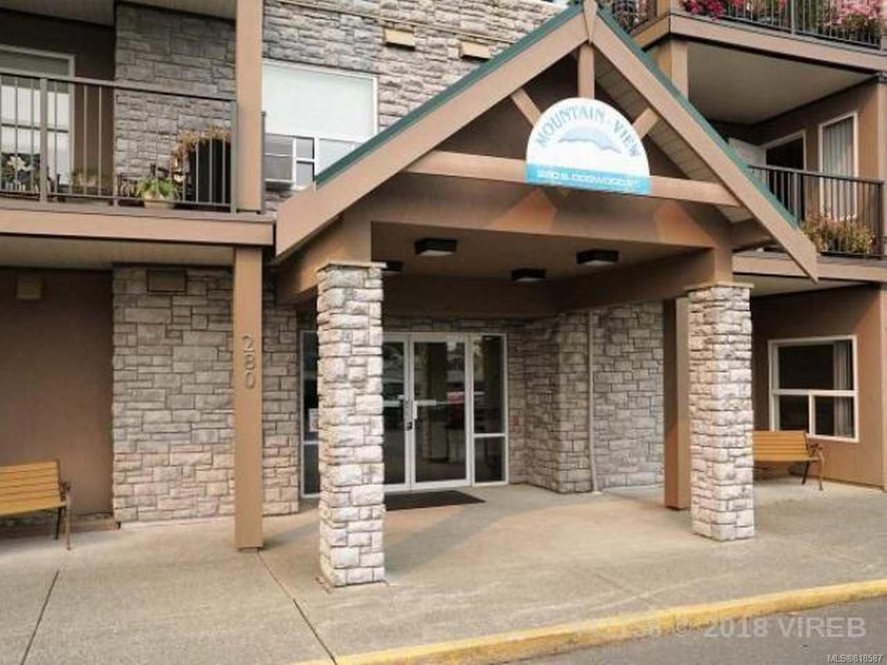 Main Photo: 406 280 S DOGWOOD S STREET in CAMPBELL RIVER: CR Campbell River Central Condo for sale (Campbell River)  : MLS®# 818587