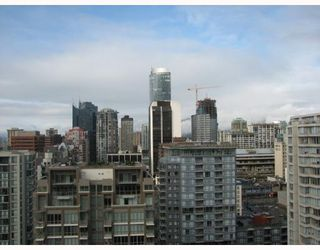 "Photo 5: 2304 1055 HOMER Street in Vancouver: Downtown VW Condo for sale in ""DOMUS"" (Vancouver West)  : MLS®# V798814"
