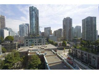 """Photo 9: 1003 939 HOMER Street in Vancouver: Downtown VW Condo for sale in """"PINNACLE"""" (Vancouver West)  : MLS®# V819841"""