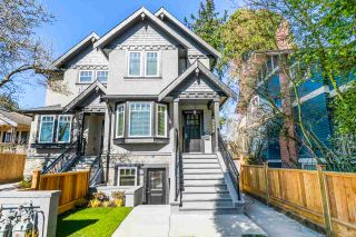 Main Photo: 1125 PARK Drive in Vancouver: South Granville 1/2 Duplex for sale (Vancouver West)  : MLS®# R2552181