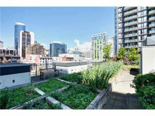 """Photo 18: 605 1082 SEYMOUR Street in Vancouver: Downtown VW Condo for sale in """"FREESIA"""" (Vancouver West)  : MLS®# V1140454"""