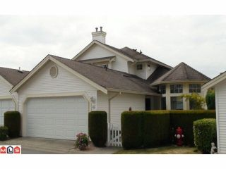"Photo 1: 109 9208 208TH Street in Langley: Walnut Grove Townhouse for sale in ""Churchill Park"" : MLS®# F1221080"