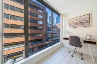 """Photo 10: 611 1189 HOWE Street in Vancouver: Downtown VW Condo for sale in """"GENESIS"""" (Vancouver West)  : MLS®# R2581550"""
