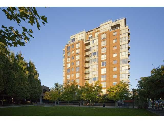 Main Photo: 804 1575 W 10TH Avenue in Vancouver: Fairview VW Condo for sale (Vancouver West)  : MLS®# V936616